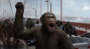 Andy Serkis dans La Planète des Singes: Les Origines (2011)
